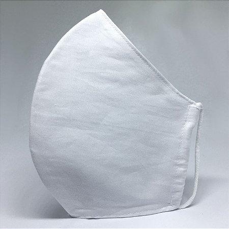 Máscara de Tecido Bico de Pato Banca - Modelo CT
