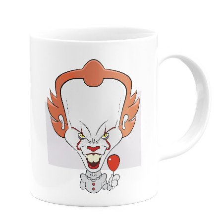 Caneca Personalizada Pennywise