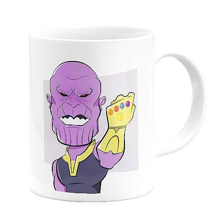 Caneca Personalizada Thanos