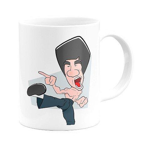 Caneca Personalizada Bruce Lee