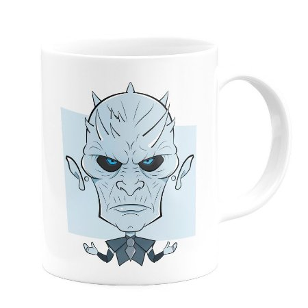 Caneca Personalizada Rei da Noite - Game Of Thrones