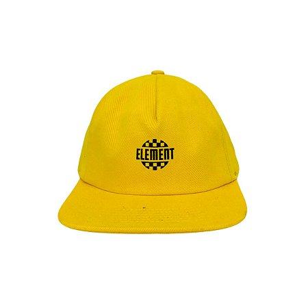 Boné Element Pool Amarelo