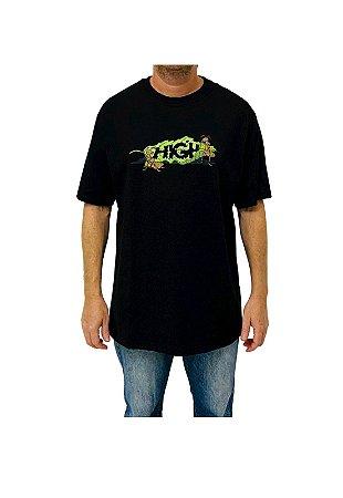 Camiseta High Lunch Preto