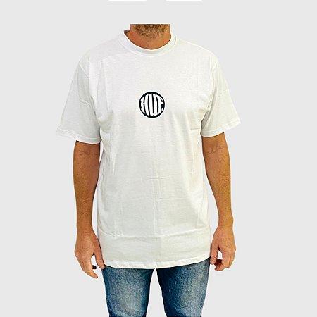Camiseta Huf Hi Def Branco