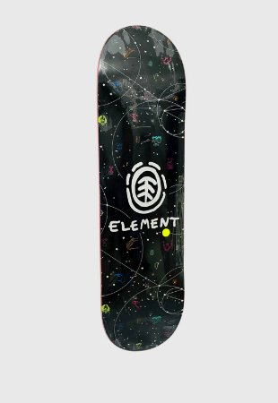 Shape Element Cookie Galaxy 8.0 Preto