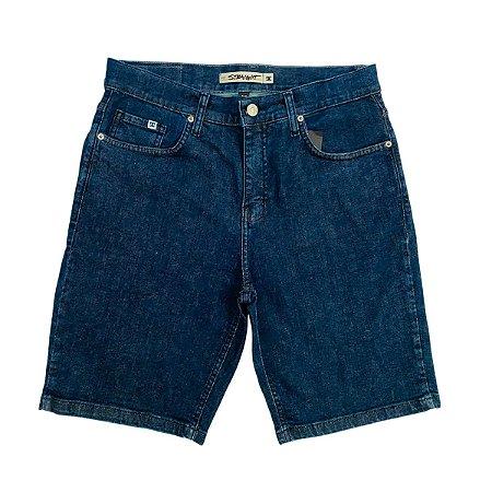 Bermuda Dc Shoes Jeans Worker Azul