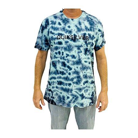 Camiseta Quiksilver Sesion Mystic Azul