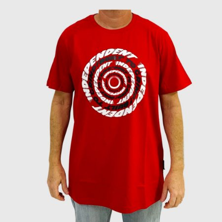 Camiseta Independent BTG Speed Ring Vermelha