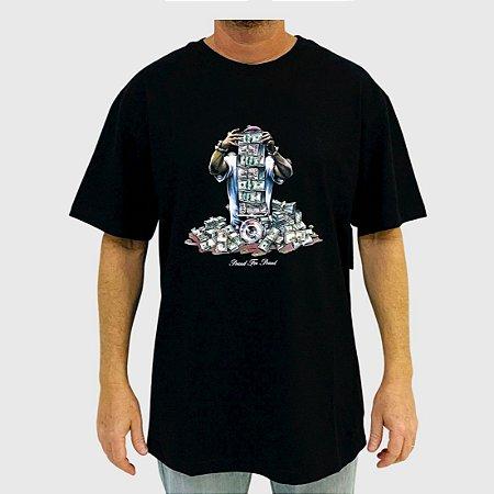 Camiseta DGK Pound For Pound All Preto