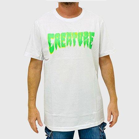 Camiseta Creature Shatter Branco