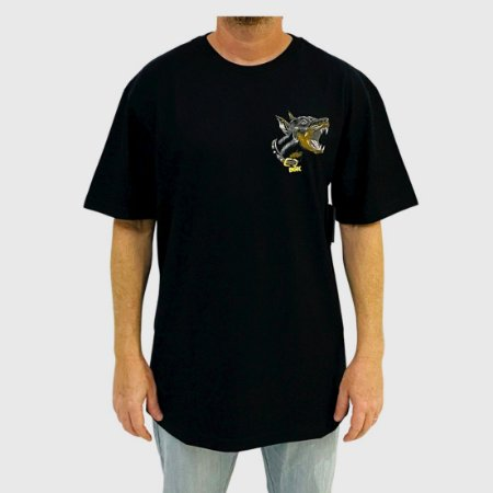 Camiseta DGK Beware Preto