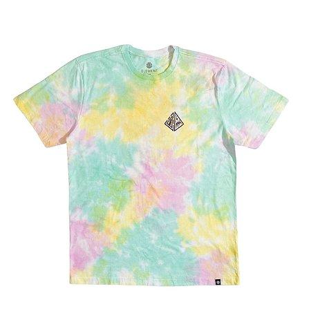 Camiseta Element Elliptical Tie Dye