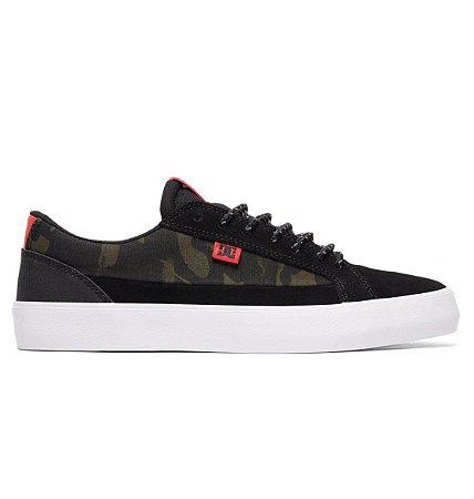 Tênis DC Shoes Lynnfield Camuflado