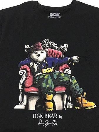 Camisa DGK Chillin Preto