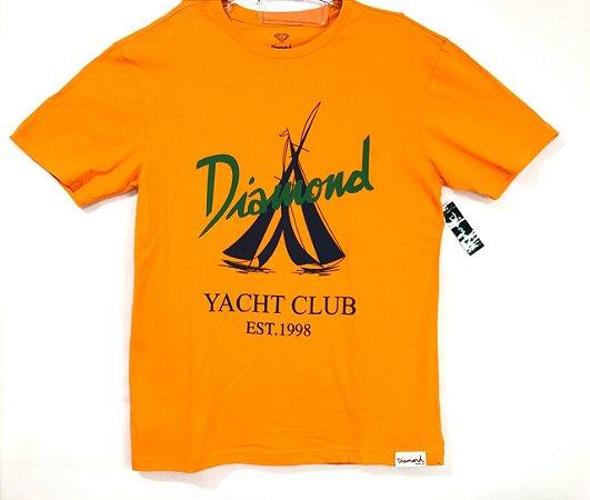 Camisa Diamond Yatch  Club tam P