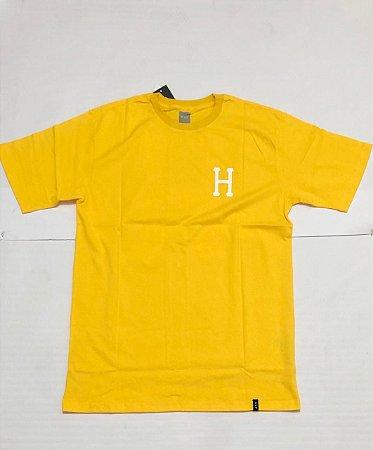 Camisa Huf Classic H Yellow