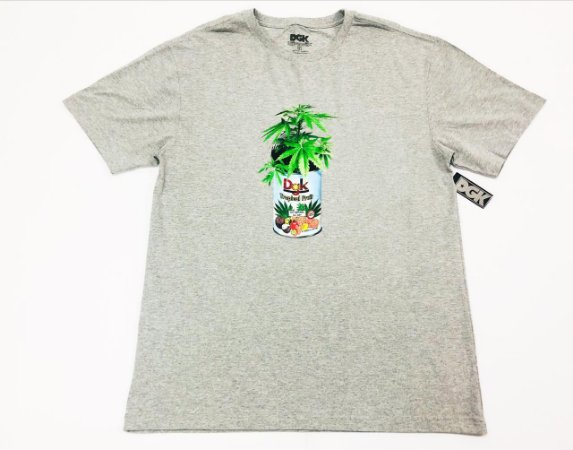 Camisa DGK Tropical Fruit Grey tam G