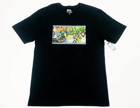 Camisa DGK Ride or Die Preta