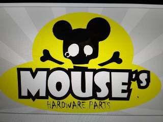 Parafuso de Base p/ Skate Mouse com marcador