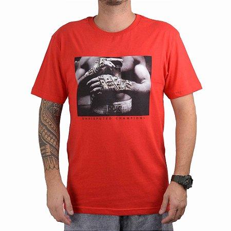 Camisa DGK Undisputed Vermelha P