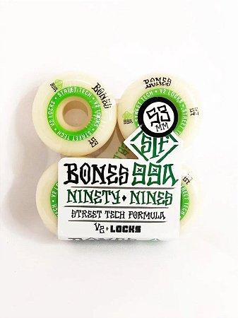 Roda Bones V2 Locks Street Tech Formula Tam 53m Original