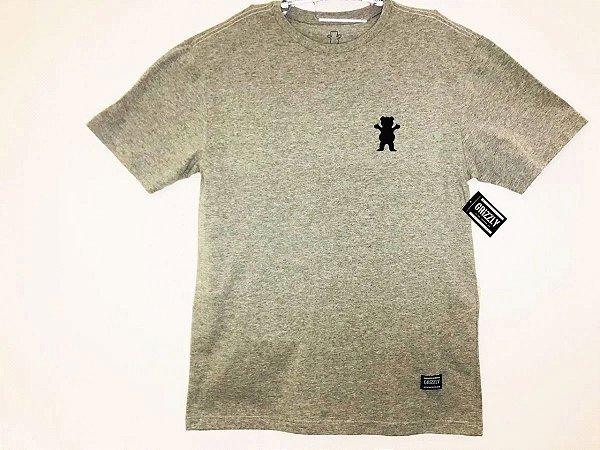 Camiseta Grizzly  Stampback Tee Heather/Grey G