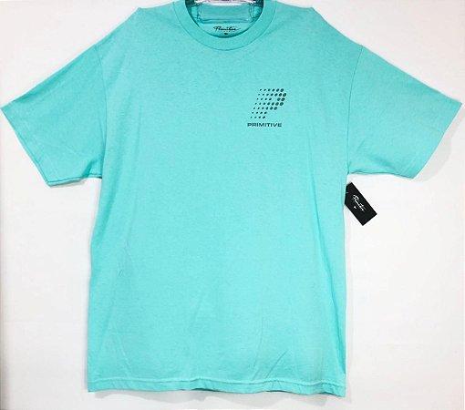 Camisa Primitive  Gree Water L (G)