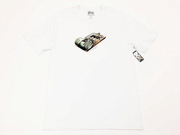 Camisa Dgk Dolar  White G