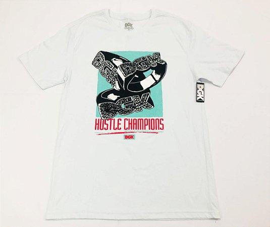 Camisa Dgk Champs White  G