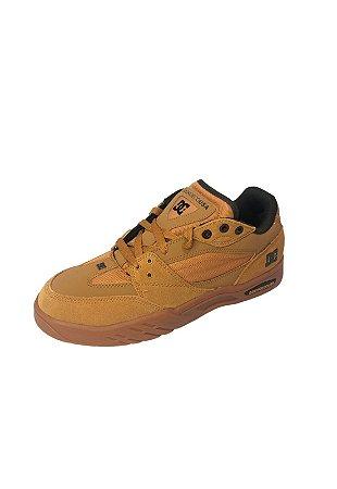 Tênis DC Shoes Maswell Marrom Importado