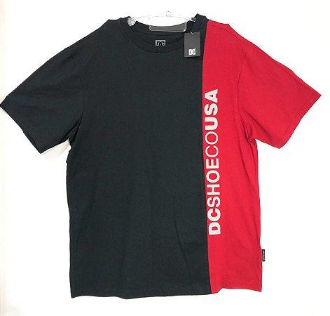 Camisa DC Esp Dagup Triple Bloco 4 Vermelho