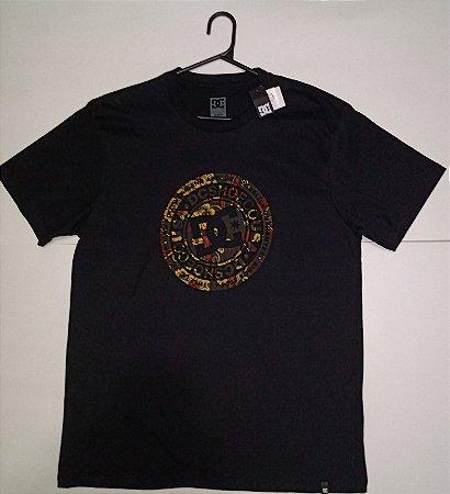 Camisa DC Verão Preto M