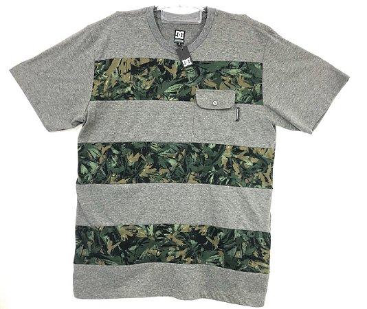 Camisa DC Esp Camo Dark Gray