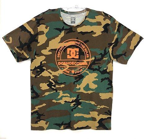 Camisa DC Especial Fullon Camo G