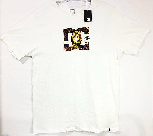 Camisa DC Slim M/C Star Print GG