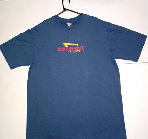 Camisa Orig N-Out Blue