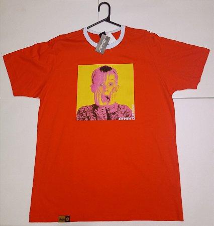 Camisa Other Culture Macaulay Orange