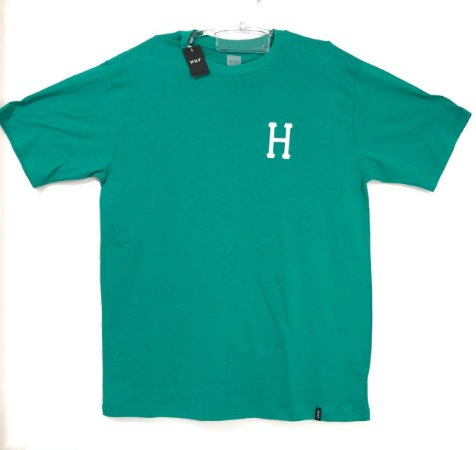 Camisa HUF Classic H Green GG