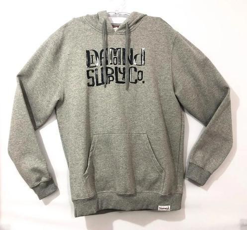 Blusa De Moletom Diamond Supply Tam G Original