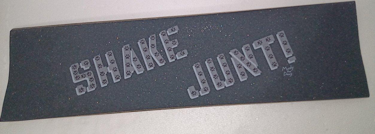 Lixa skate Junt cinza
