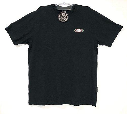 Camiseta Santa Cruz Religion Bottom Preto M