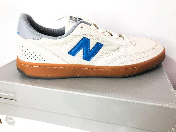 Tênis New Balance 440 Mar Sal / Azul Tam. 41