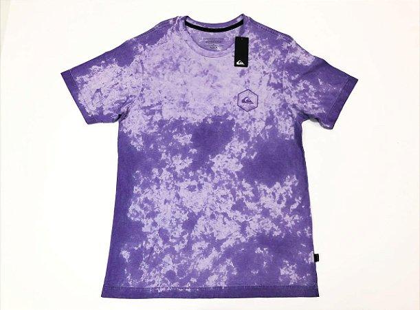 Camiseta Quiksilver Especial Octo Tie Dye Original