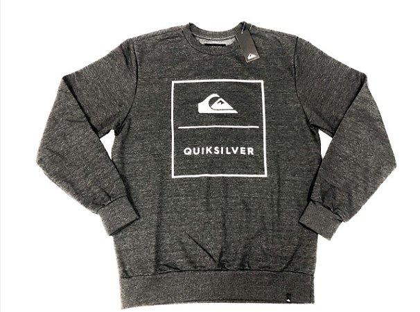Moletom Quiksilver Simple Track Original