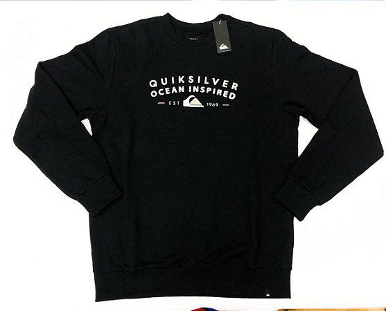 Moletom Quiksilver Beast Inside Original