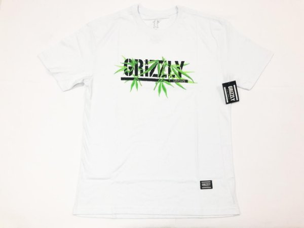 Camisa Grizzly Seed Stamp White Original