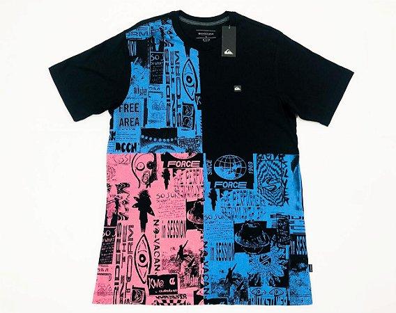 Camiseta Quiksilver Especial Vortex Original