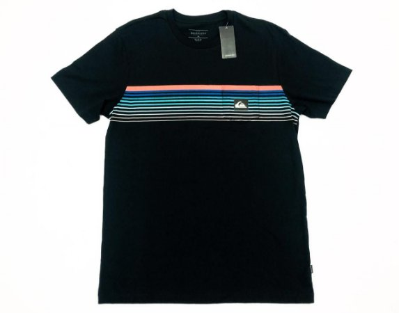 Camiseta Quiksilver Especial Slab Pocket Original