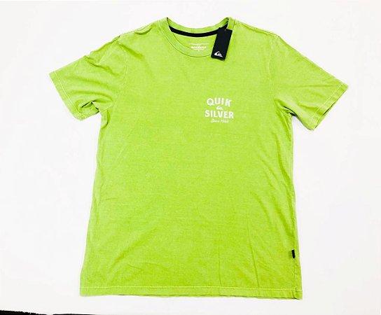 Camiseta Quiksilver Especial Drum Therapy Original