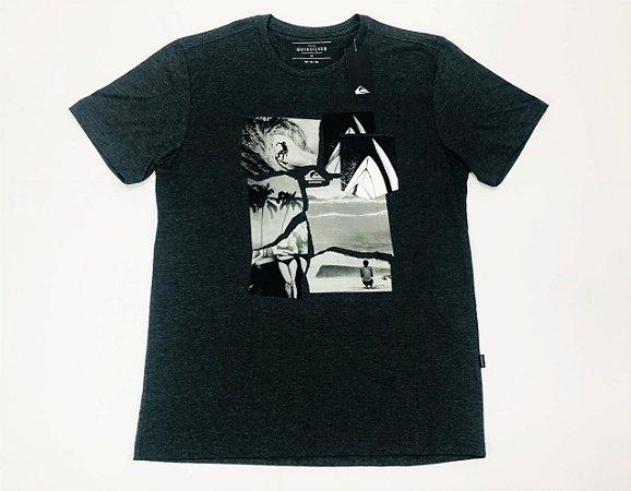Camiseta Quiksilver Especial Torn Appart Flaxton Original